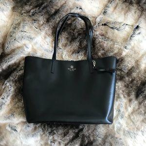 Pre Loved Black Kate Spade Bag